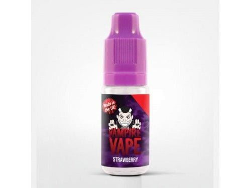 Vampire Vape - Strawberry - E-Zigaretten Liquid